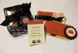 Love Letter Chocolate Gift Set